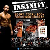 Insanity: The Ultimate Workout Cardio et Fitness DVD du programme -...