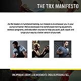 TRX Kit Force 2 de suspension + programme de 12 semaines - Kaki/Noir
