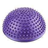 VGEBY1 Ballon de Massage pour Les Pieds, Yoga Semi-Ball Gonflable...