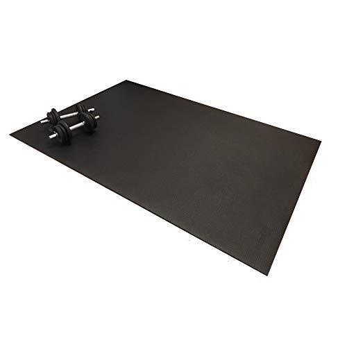 SquareFit - Grand Tapis de Sol Fitness Ultra Resistant | 122x183cm...