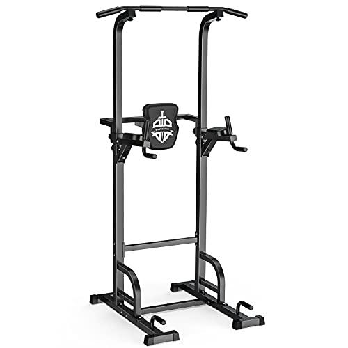 Sportsroyals Power Tower Barre de Traction pour Musculation à...
