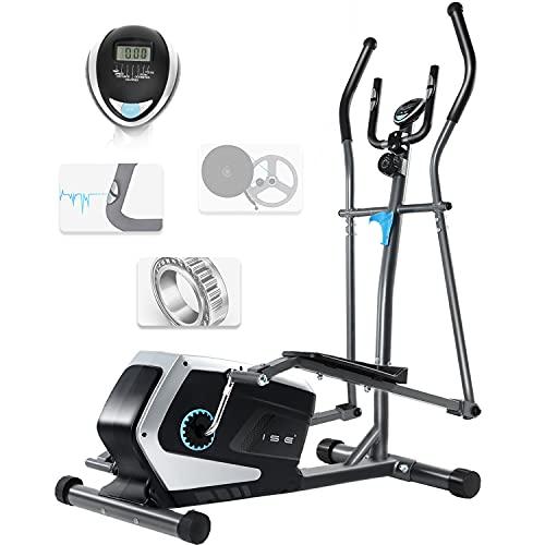 ISE Vélo elliptique d'appartement Magnétique Crosstrainer Adulte,...