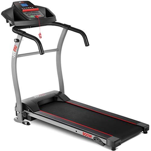 FITFIU Fitness MC-100 - Tapis de course pliable avec vitesse réglable...