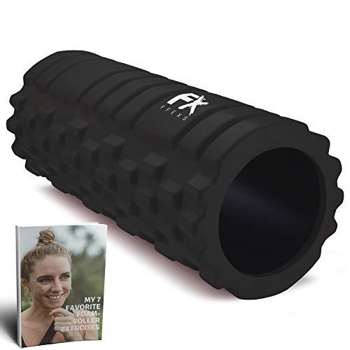 FFEXS Rouleau de Massage Foam Roller pour Trigger Massage...