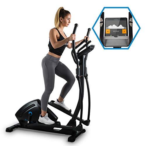 Capital Sports Helix Track - Cross-Trainer, Vélo elliptique,...