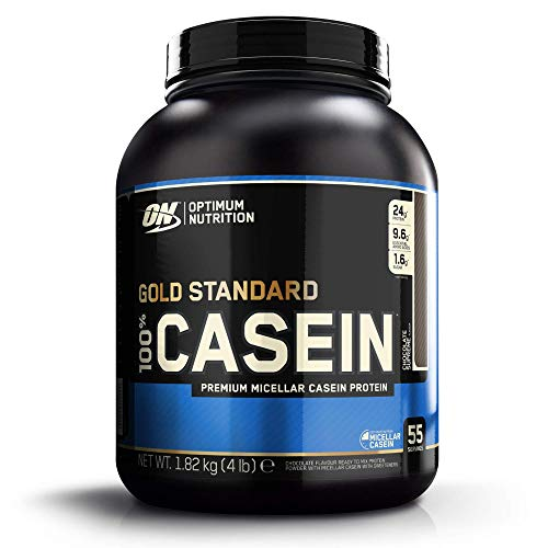 Optimum Nutrition ON 100% Gold Standard Casein, Protéine de Caséine...