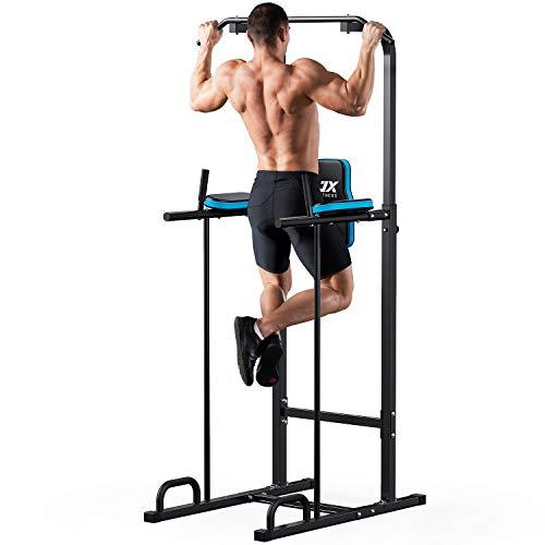 Power Tower Tour de Musculation Multifonctions Barre de Traction...