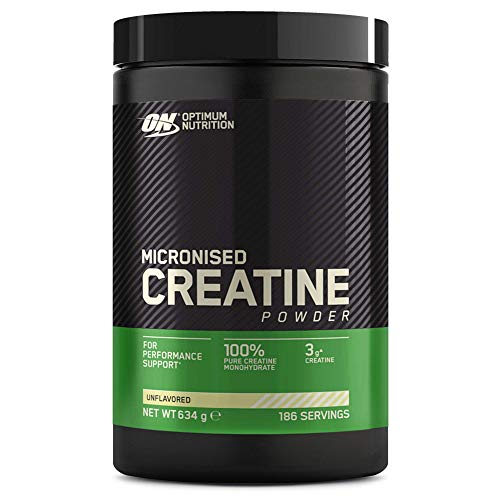 Optimum Nutrition Micronised Creatine Monohydrate, Créatine...