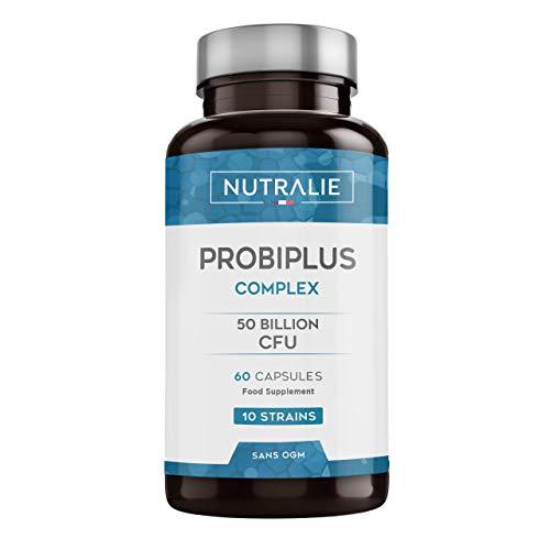 Probiplus Complex Ferments Lactiques 50 milliards par dose (2/j)   10...