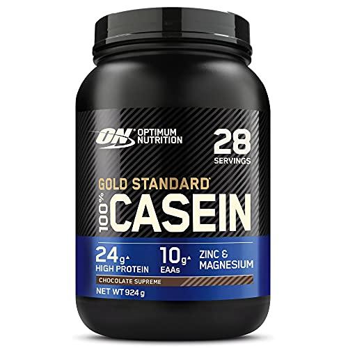 Optimum Nutrition 100% Gold Standard Casein, Protéine de Caséine en...