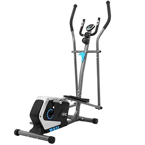 ISE Vélo elliptique d'appartement Magnétique Cross Trainer Adulte,...