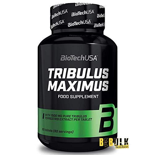 Biotech USA 4975 Tribulus Maximus Stimulant de Testostérone 1500 mg (...