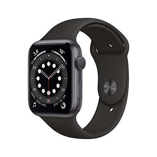 AppleWatch Series6 (GPS, 44 mm) Boîtier en Aluminium...