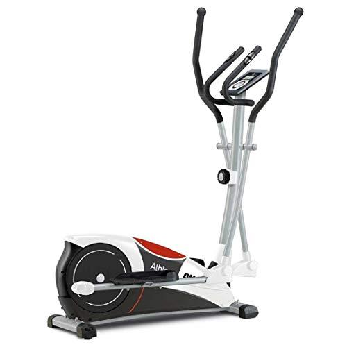 BH Fitness ATHLON Elliptique Cross Trainer Unisex-Adult, Blanc, Unica