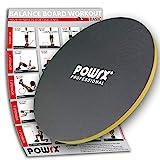 POWRX Balance Board/Plateau d'équilibre/Planche en Bois 45/50 cm |...