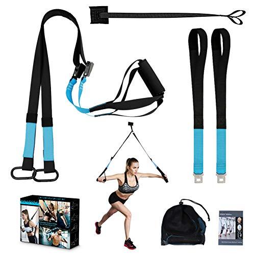 KEAFOLS Sangle de Suspension D'exercice de Suspension Sangle Fitness...