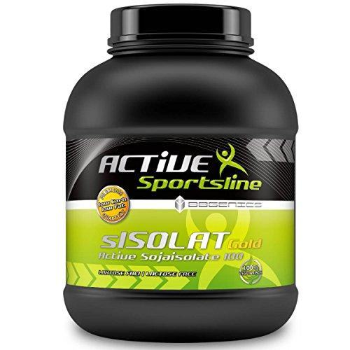 BB Genics sISOLATE GOLD, protéines de soja végétarien 1000g isolat...