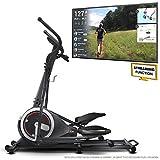 Sportstech Vélo elliptique d'Appartement CX640 Compatible...