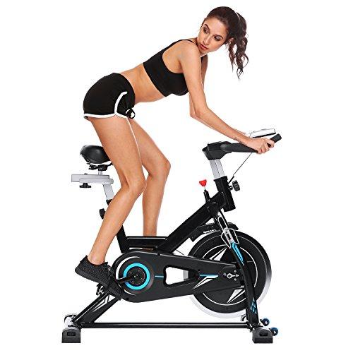 Profun Vélo d'Appartement à l'Intérieur Vélo Fitness Sport avec...