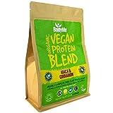BodyMe Mélange Poudre Proteine Vegan Bio | Cru Maca Cannelle | 1kg |...