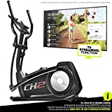 Sportstech Vélo elliptique CX2 Ergomètre avec Commande par...