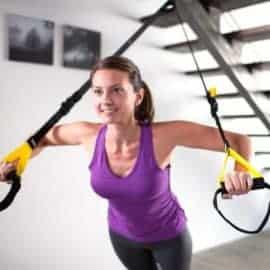 Sport Chez Soi - S'entraîner à la maison avec les sangles TRX