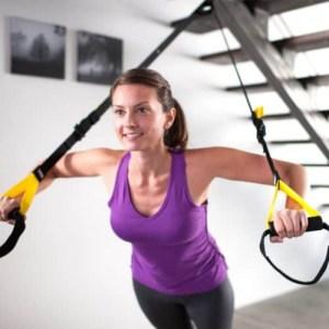Sport Chez Soi - S'entraîner à la maison avec les sangles de suspension TRX