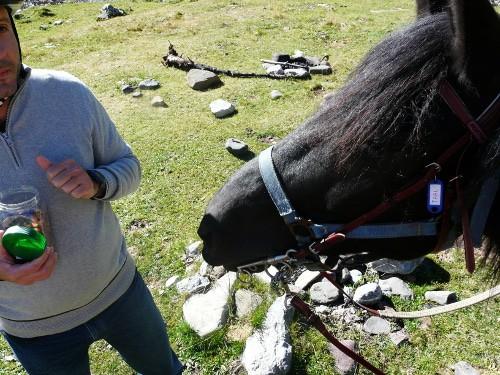 Préparation physique équitation - randonnée Pyrénées 2