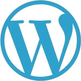 logo wordpress - Créer un blog