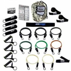 musculation chez soi - Bodylastics Kit 118 kg