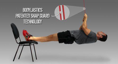 acheter elastique musculation - Système de sécurité Anti Snap
