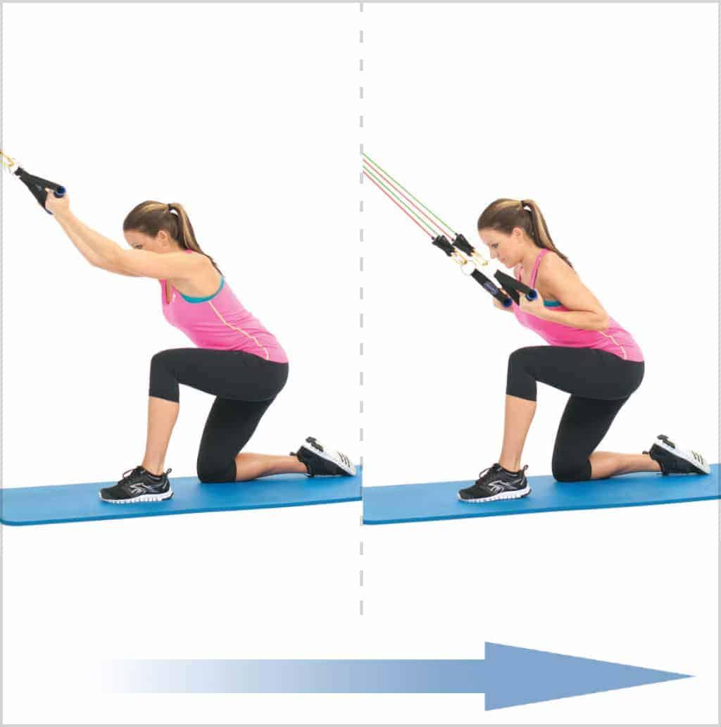 Exercice musculation dos - Tirage prise en supination
