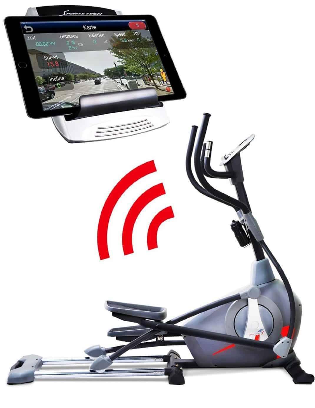 Bienfait du velo elliptique - Sportstech CX650