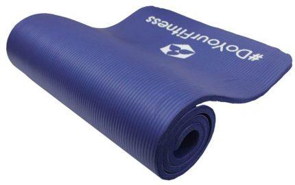 matériel pour faire du sport à la maison - Tapis de fitness et yoga Yamuna