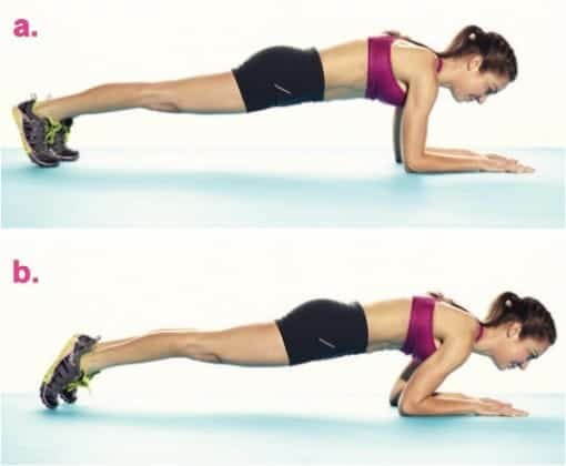 Exercces abdos - body saw