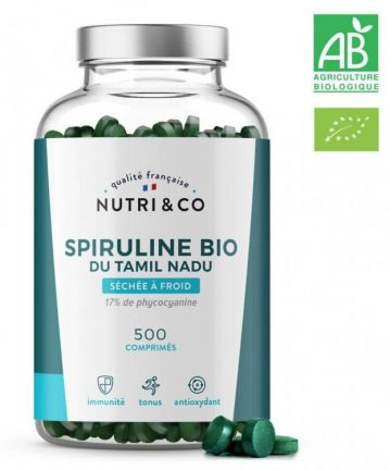 Spiruline Bio Nutri&Co