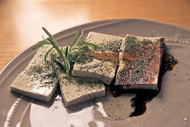protéines végétales tofu