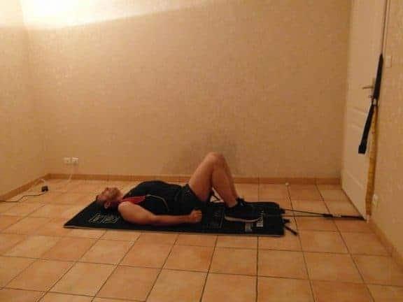 Elévations latérales pour muscler les épaules