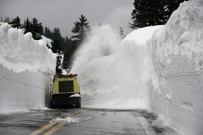 Maigrir sans faire de sport grâce à la neige
