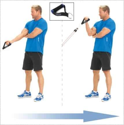 one arm preacher's curl