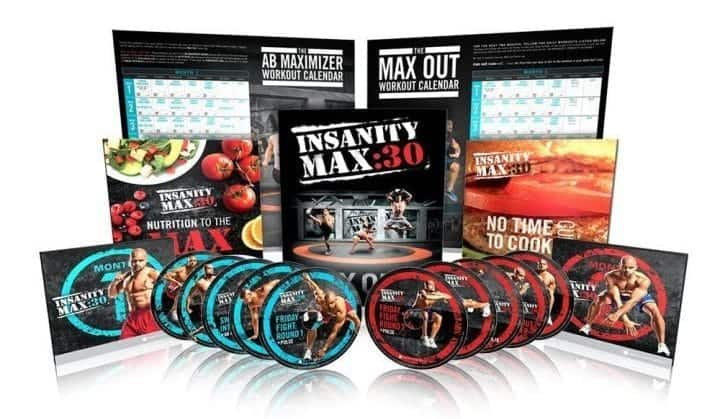 🔥 Insanity MAX:30 program review to lose weight quickly... or die