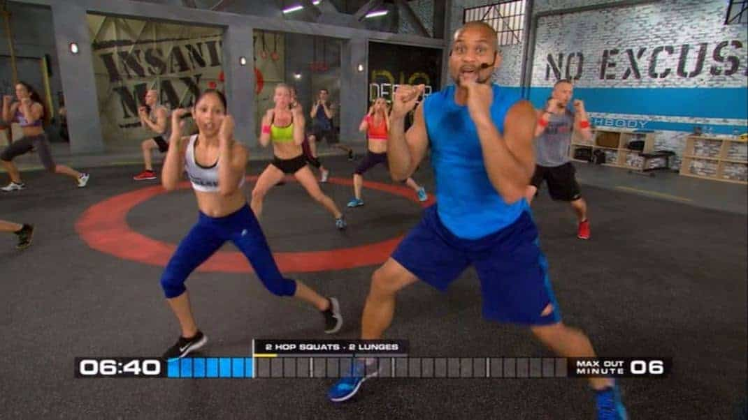 Insanity Max Out Program review for Weight Loss