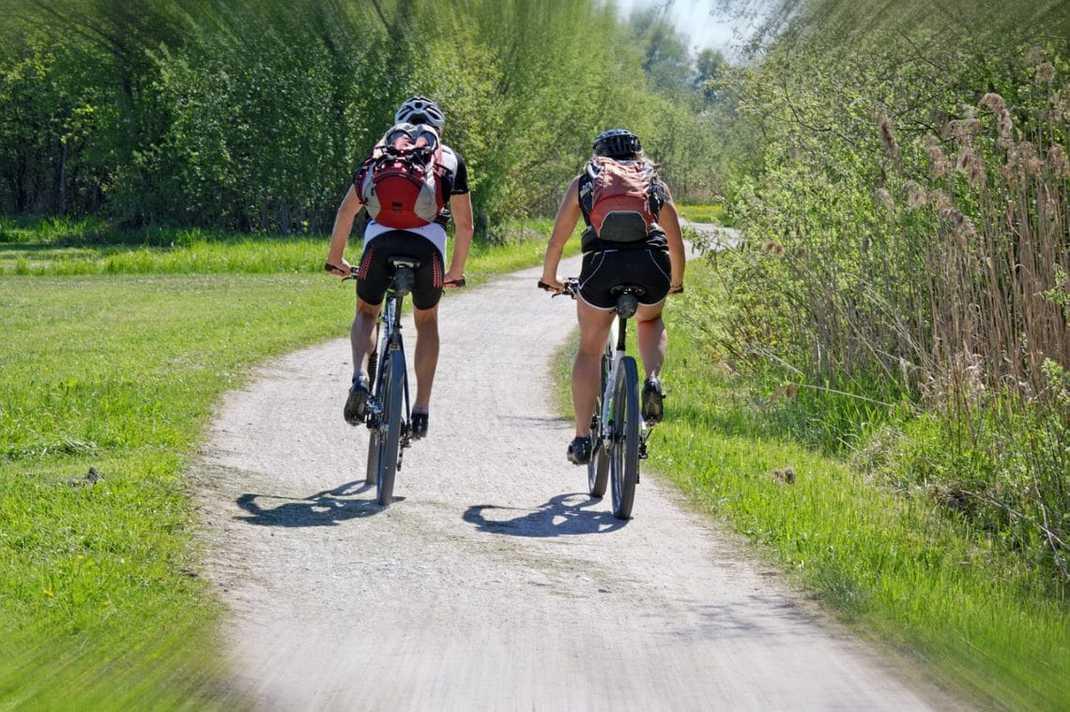La méthode Tabata sur un vélo