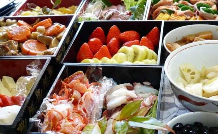 Cuisine japonaise pour maigrir
