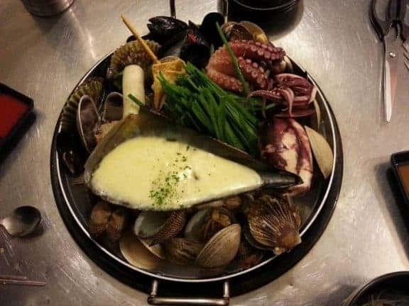 Cuisine japonaise à la vapeur pour maigrir