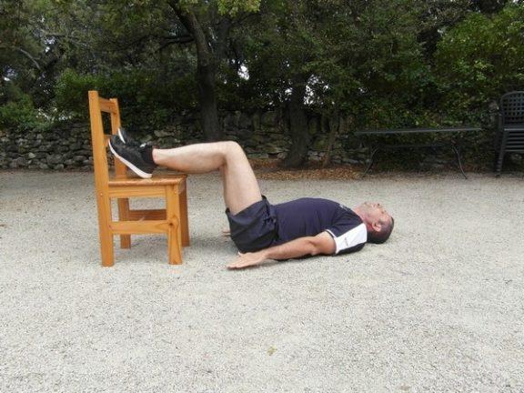 musculation poids du corps pour les abdos