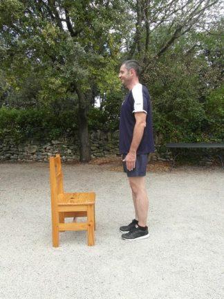 Exercices poids du corps - Relevé de jambe alterné 3