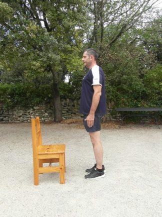 Exercices poids du corps - Relevé de jambe alterné 1