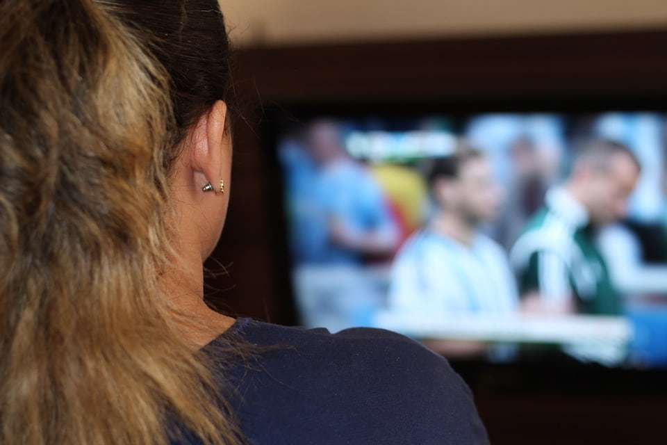Éteindre la télé pour rester en bonne santé