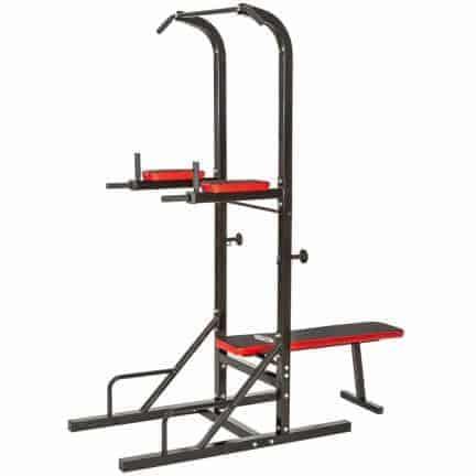 Chaise romaine -musculation poids de corps